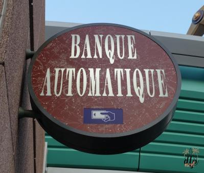 Banque automatique Disneyland Paris