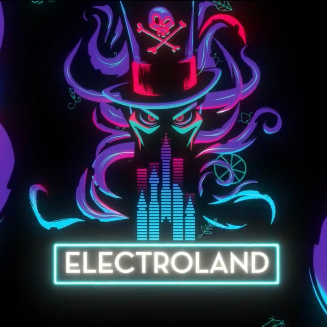 Electroland disneyland paris edition 2020