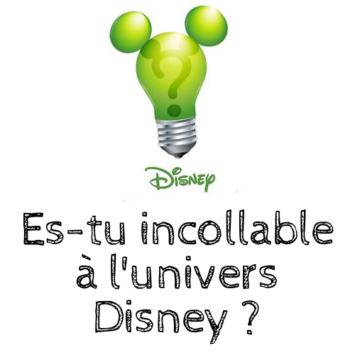 Es tu incollable a l univers disney