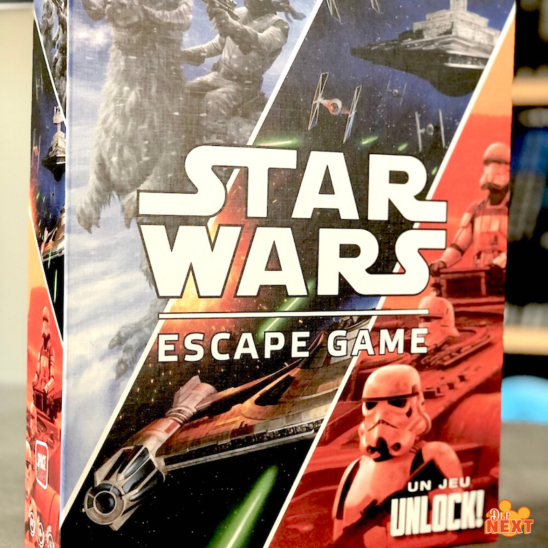 Escape game unlock star wars