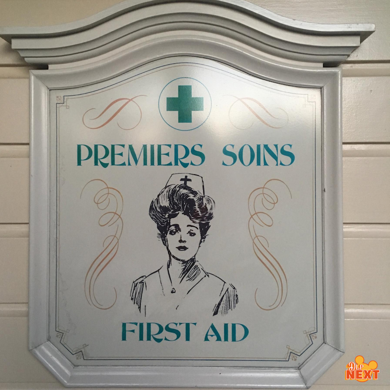 First aid l infirmerie de disneyland paris