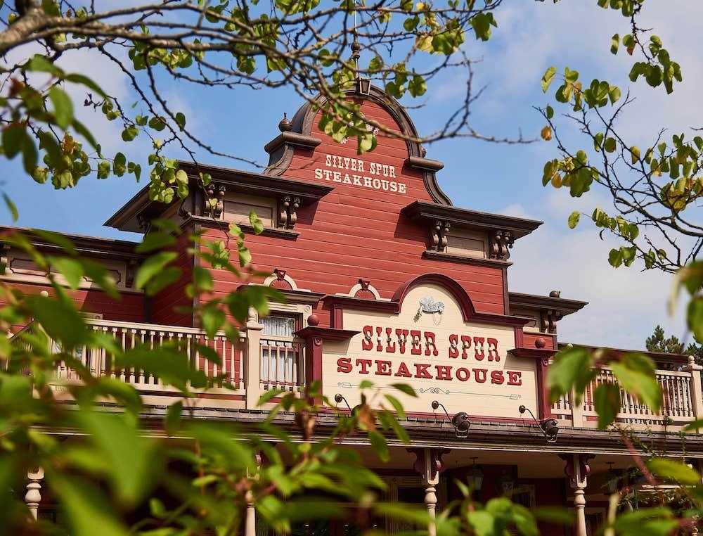 Frontierland Silver Spur Steakhouse