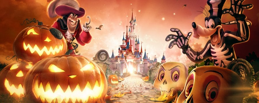Halloween disneylandparis 2018
