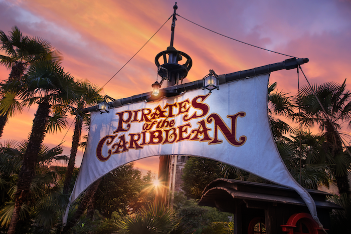 Pirates des Caraïbes Disneyland paris