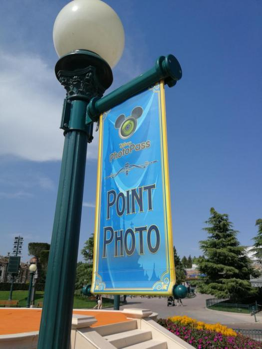 Image point photo