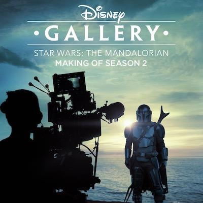 les making-of Star Wars Disney plus The Mandalorian