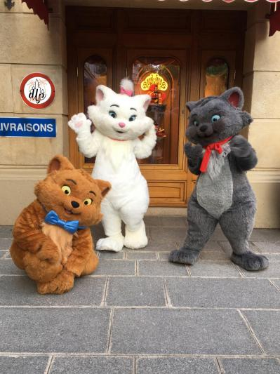 Disney Loves Jazz Disneyland Paris 2019_Aristochats