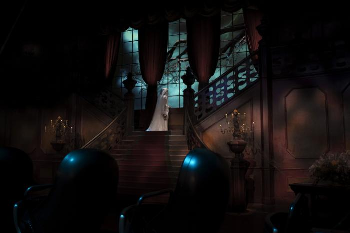 Mariée Ravenswood Phantom Manor Disney