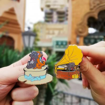 Pin's Aristochats Disney Loves Jazz