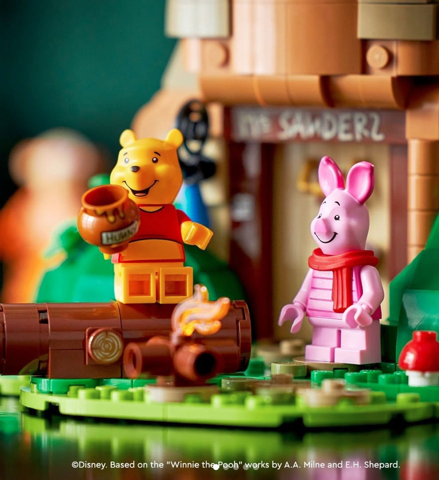 Boutique Lego Disney