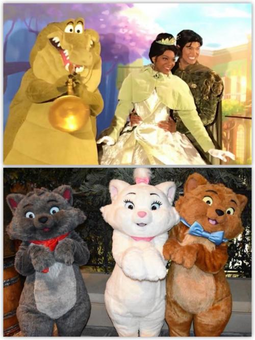 Les aristochats et princesse et la grenouille disney loves jazz