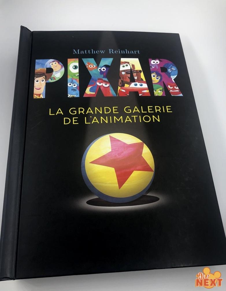 Livre pop up pixar muginn et muninn