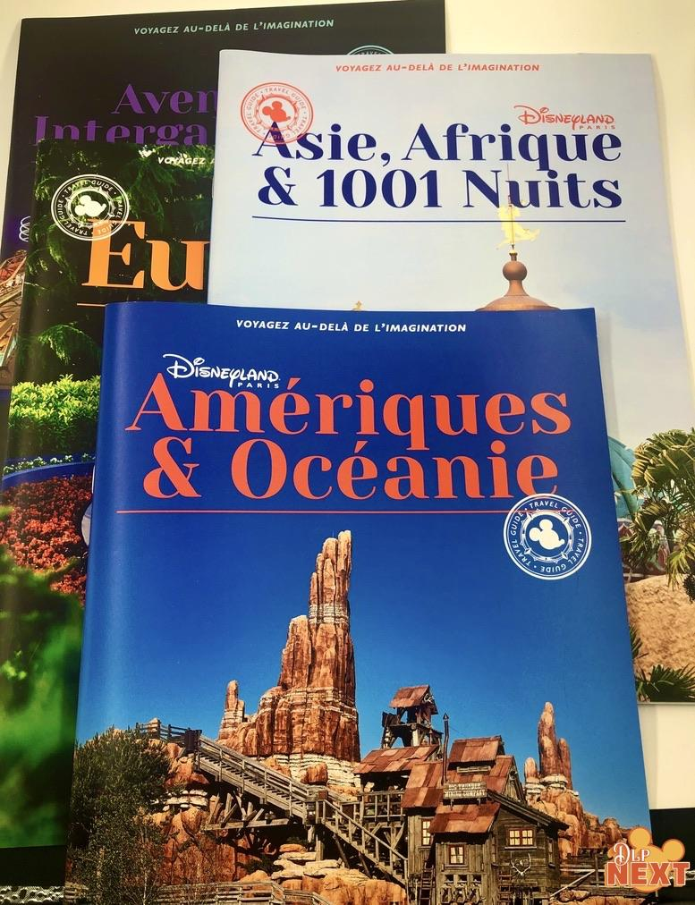 Livres guide disneyland paris