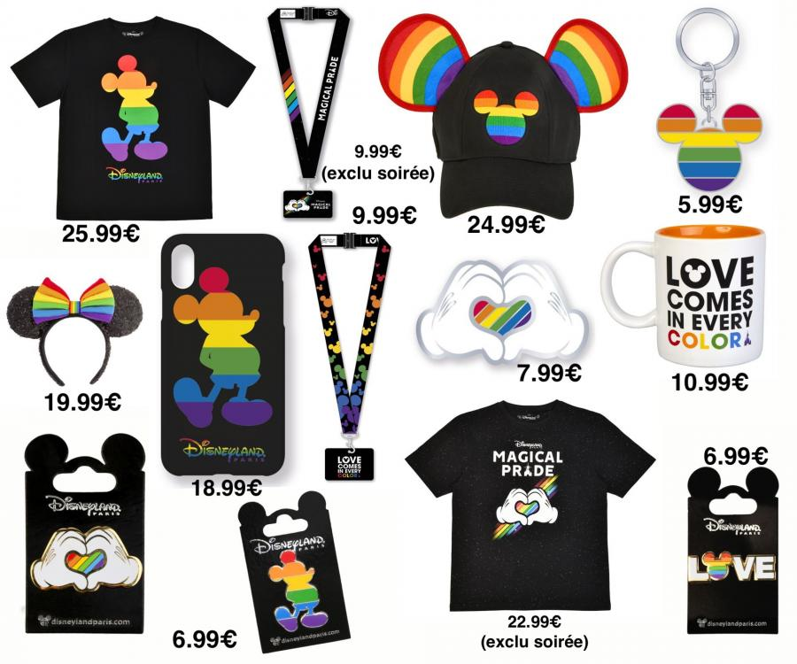Merchandise magical pride