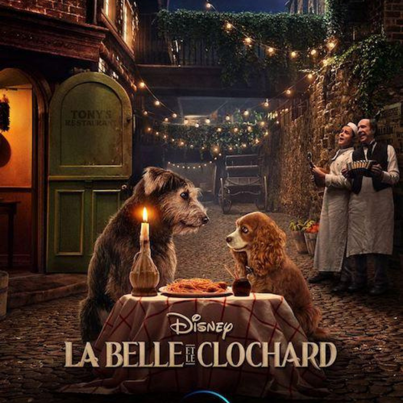 Miniature critique la belle et le clochard disney