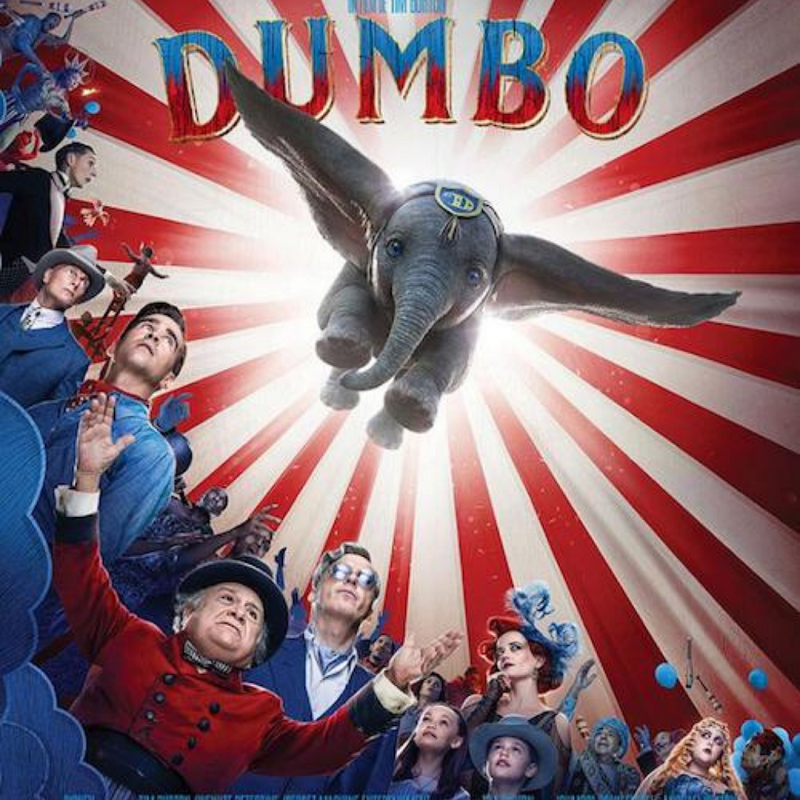 Miniature interview et critique de dumbo par tim burton