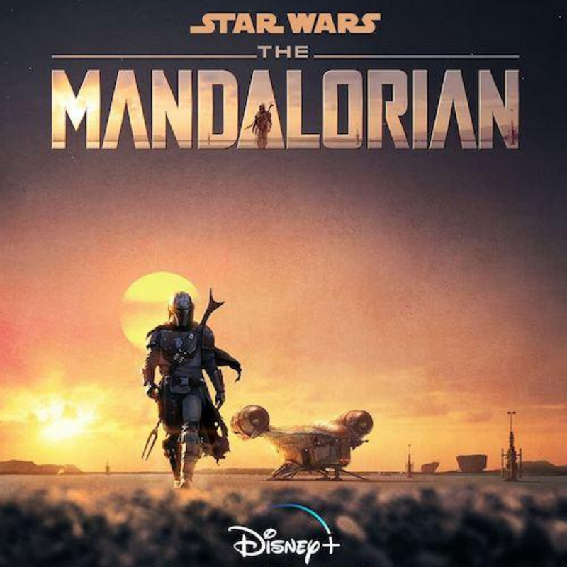 Miniature the mandalorian disney