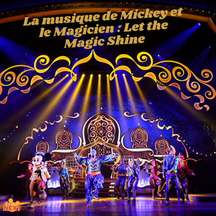 Musique mickey et le magicien let the magic shine