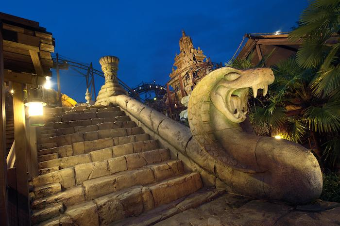 Indiana Jones et le temple du péril Disneyland paris
