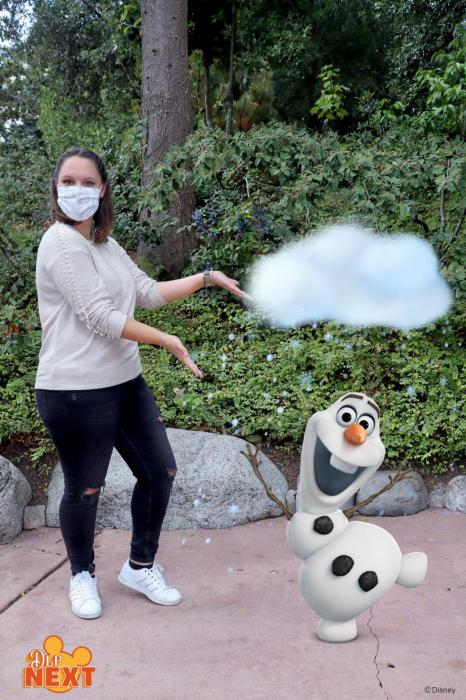 Olaf frontierland