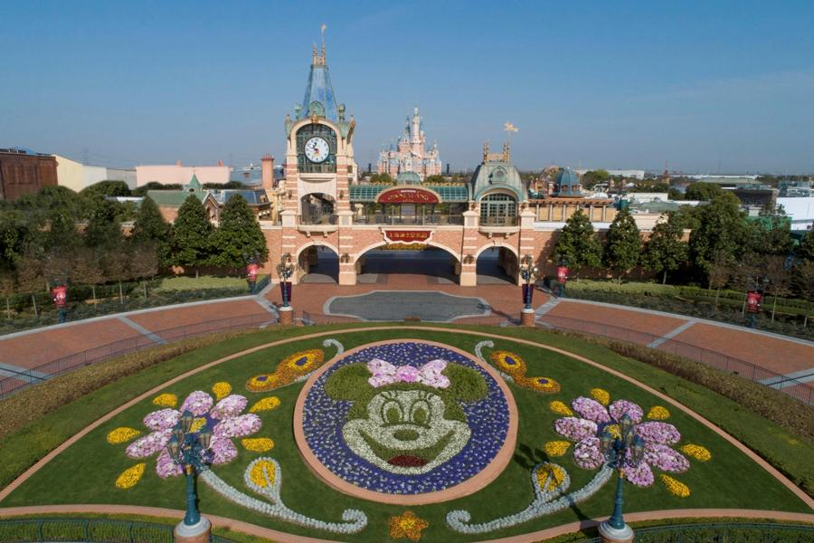 Disneyland Resort Shanghai Chine