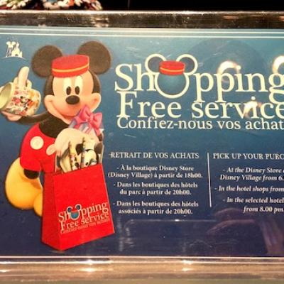 Shopping free services 1