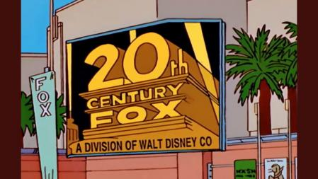 Simpson fox disney