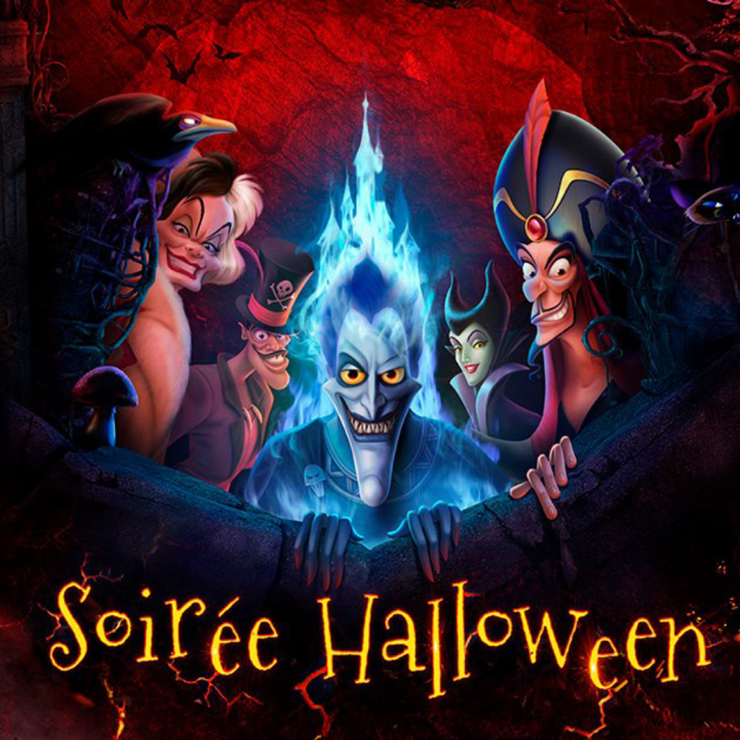 Soire e halloween disneyland paris edition 2018