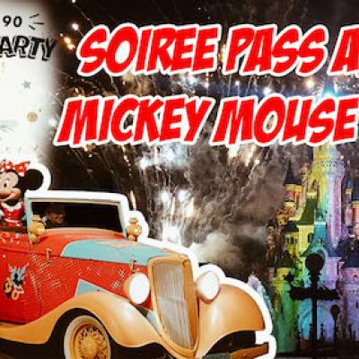 Soire e mickey 90 mouse party
