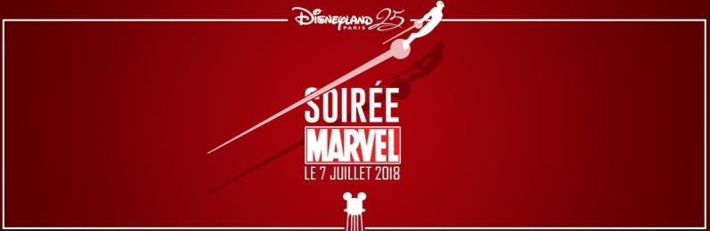 Soiree pass annuel marvel 2018