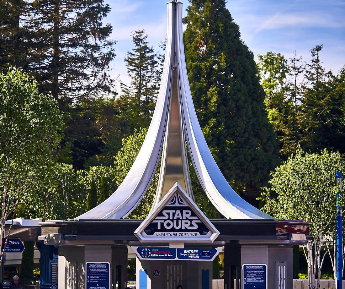 Star tour disneyland paris