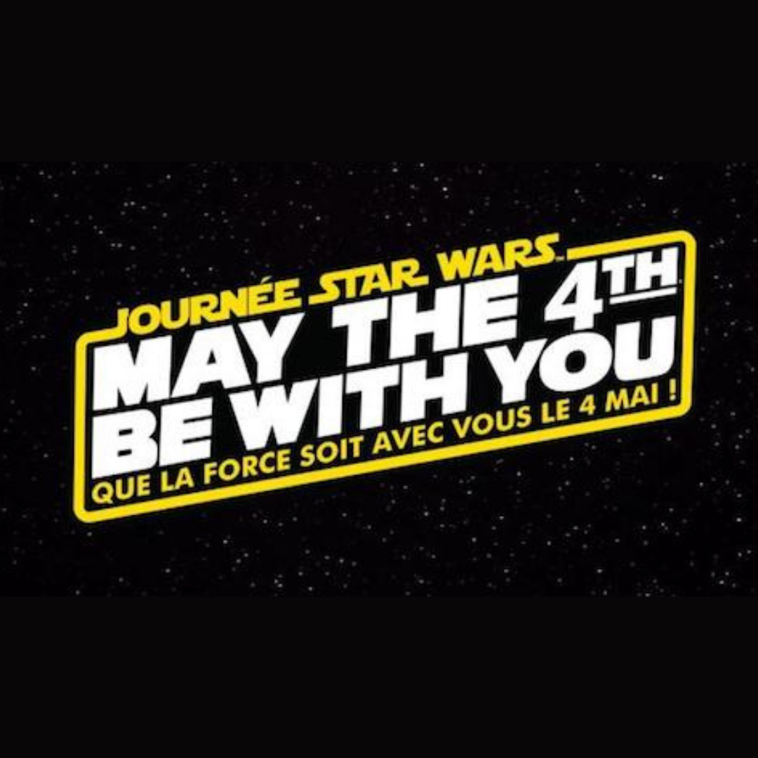 Star wars day may the 4th be with you a disneyland paris