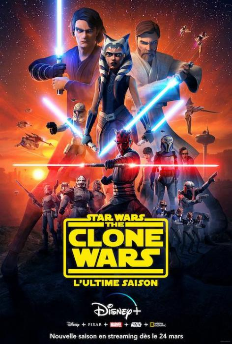 Star wars the clones wars disney