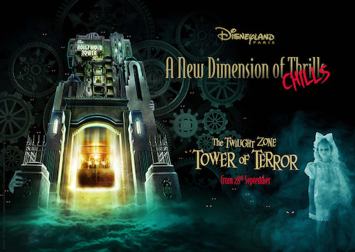 The twilight zone tower of terror une nouvelle dimension de sensations