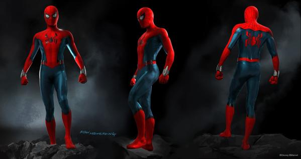 Worldwide engineering brigade web spider man